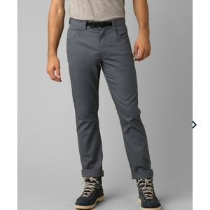 PrAna Mens Active Pant Navy